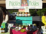 Phickles Pickles Booth